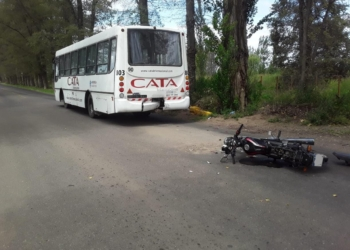 Accidente calle Tabanera,