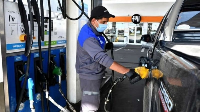 YPF - Combustibles